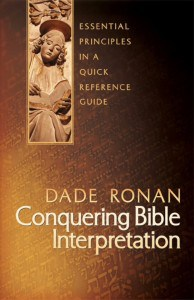 Books - Conquering Bible Interpretation Paperback