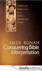 Books - Conquering Bible Interpretation Kindle Edition