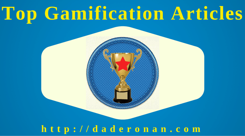 Top 5 Gamification Articles September 2016