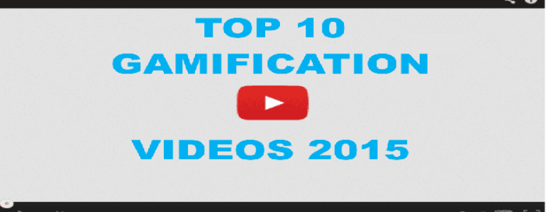 Top 10 Gamification Video 2015