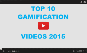 Top 10 Gamification Videos 2015